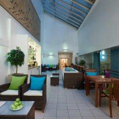 The Balmoral Hotel интерьер отеля