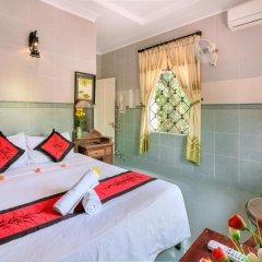 Отель Binh Yen Homestay (Peace Homestay) Стандартный номер с различными типами кроватей фото 13