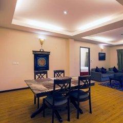 Отель Shaligram Hotel Непал, Лалитпур - отзывы, цены и фото номеров - забронировать отель Shaligram Hotel онлайн интерьер отеля фото 3