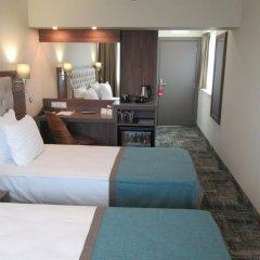 Отель Interhotel Cherno More 4* Стандартный номер с 2 отдельными кроватями фото 3