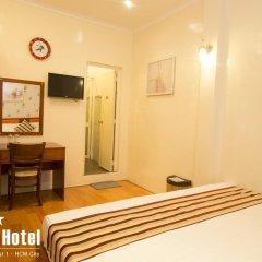 Saigon Crystal Hotel 2* Улучшенный номер с различными типами кроватей фото 4