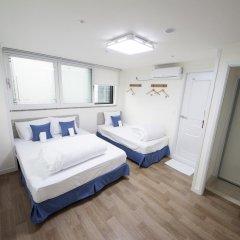 Отель K-GUESTHOUSE Dongdaemun 4 2* Стандартный номер с различными типами кроватей фото 5