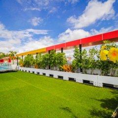Отель Art on The Hill by Pattaya Sunny Rentals спортивное сооружение