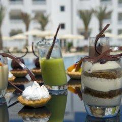 Отель Radisson Blu Resort & Thalasso, Hammamet 5* Стандартный номер с различными типами кроватей фото 9
