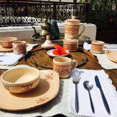 Отель Riad Marhaba Марокко, Рабат - отзывы, цены и фото номеров - забронировать отель Riad Marhaba онлайн питание фото 3