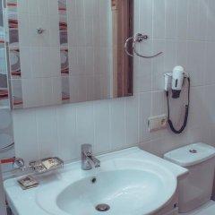 Гостиница Акрополис Улучшенный номер разные типы кроватей фото 5