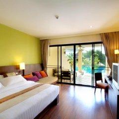 Отель Crown Lanta Resort & Spa 5* Стандартный номер фото 2