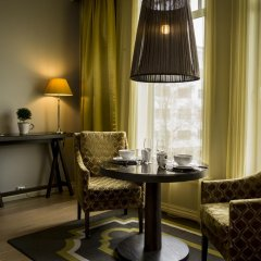 Апартаменты Frogner House Apartments - Skovveien 8 Стандартный семейный номер с двуспальной кроватью фото 3