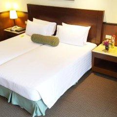 Boulevard Hotel Bangkok 4* Стандартный номер с различными типами кроватей фото 17