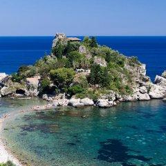 Отель Invito al viaggio Таормина пляж