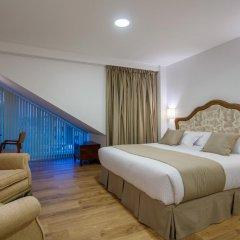 Отель Suite Home Sardinero 3* Люкс повышенной комфортности с различными типами кроватей фото 2