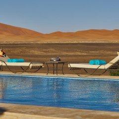 Отель Riad Madu Марокко, Мерзуга - отзывы, цены и фото номеров - забронировать отель Riad Madu онлайн бассейн фото 3