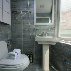 Отель Artview Hotel Южная Корея, Сеул - отзывы, цены и фото номеров - забронировать отель Artview Hotel онлайн ванная