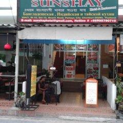 Отель Sun Shay Guest House Pattaya Номер категории Эконом с различными типами кроватей фото 2