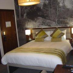 Seraphine Kensington Olympia Hotel комната для гостей фото 2