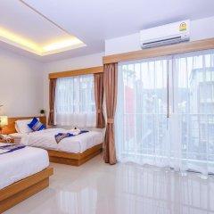 Отель PKL Residence 3* Номер Делюкс двуспальная кровать фото 5