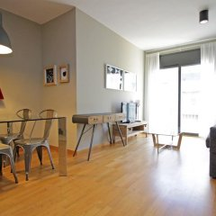 Апартаменты AinB Eixample-Entenza Apartments Апартаменты с различными типами кроватей фото 44