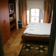Hello Amazing Budapest Hostel Стандартный номер с двуспальной кроватью (общая ванная комната) фото 5