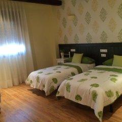 Отель Spa Complejo Rural Las Abiertas сейф в номере