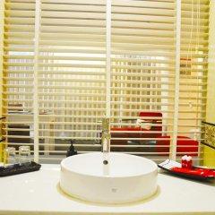 I Residence Hotel Silom 3* Номер Делюкс с различными типами кроватей фото 21