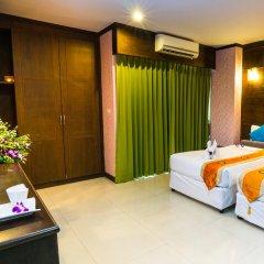 Hawaii Patong Hotel 3* Номер Делюкс с двуспальной кроватью фото 3