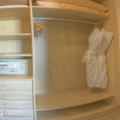 Отель Royal Club at Palm Jumeirah Апартаменты с двуспальной кроватью фото 9