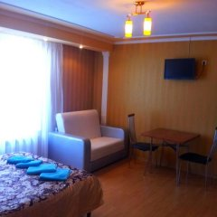 Podkova Mini Hotel Бердянск бассейн