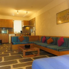 Apollonia Hotel Apartments 4* Люкс с различными типами кроватей фото 5