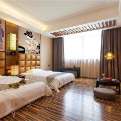 Guangzhou Wellgold Hotel 3* Номер Делюкс с 2 отдельными кроватями фото 5