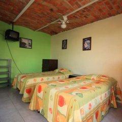 Отель Hostal Pension Mina Мексика, Гвадалахара - отзывы, цены и фото номеров - забронировать отель Hostal Pension Mina онлайн комната для гостей фото 2