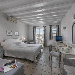 Deliades Hotel комната для гостей фото 5