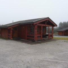 Отель Bø Camping og Hytter Коттедж с различными типами кроватей фото 2