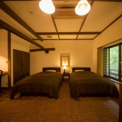 Отель Fujiya Япония, Минамиогуни - отзывы, цены и фото номеров - забронировать отель Fujiya онлайн комната для гостей фото 4