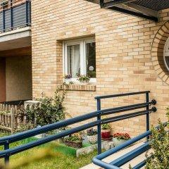 Hostel Wolna Chata балкон