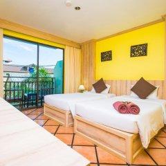 Phuket Island View Hotel 3* Стандартный номер с двуспальной кроватью фото 2