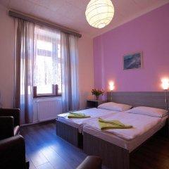 Hotel Olga 2* Стандартный номер с различными типами кроватей фото 5