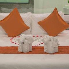 Отель Am Samui Resort 3* Студия Делюкс с различными типами кроватей фото 5