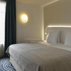Отель Mercure Paris Levallois Perret 4* Стандартный номер с различными типами кроватей фото 4