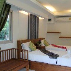 Отель AC 2 Resort 3* Вилла с различными типами кроватей фото 31