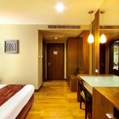 Отель Bally Suite Silom спа