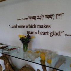 Отель Prima Park Иерусалим интерьер отеля