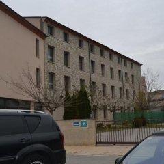 Отель Comtes de Queralt Испания, Санта-Колома-де-Керальт - отзывы, цены и фото номеров - забронировать отель Comtes de Queralt онлайн парковка