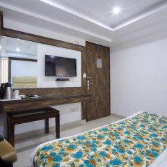 Отель Optimum Baba Residency 3* Номер Делюкс с различными типами кроватей фото 6