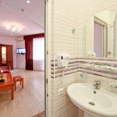 Гостиница Радуга-Престиж 3* Полулюкс с двуспальной кроватью фото 3