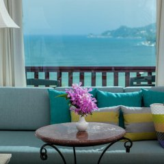 Отель Novotel Phuket Resort 4* Улучшенный номер с двуспальной кроватью фото 7