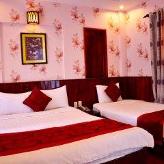 Hong Thien Backpackers Hotel 2* Номер Делюкс с 2 отдельными кроватями фото 4