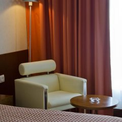 Отель VIP Executive Art's 4* Стандартный номер с различными типами кроватей