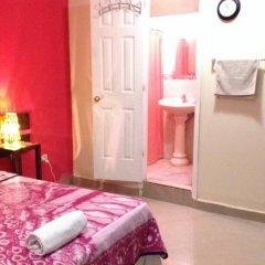 Отель Mansion Giahn Bed & Breakfast Мексика, Канкун - отзывы, цены и фото номеров - забронировать отель Mansion Giahn Bed & Breakfast онлайн комната для гостей фото 22