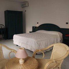 Hotel Ristorante La Scogliera 4* Стандартный номер фото 12