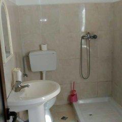 Отель Kombinat Албания, Тирана - отзывы, цены и фото номеров - забронировать отель Kombinat онлайн ванная фото 2